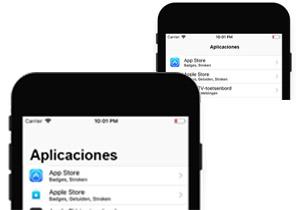 titulos grande en iOS 11 con Xamarin.Forms